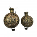 Decorative Metal tea light holders